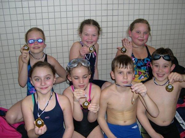 Wettkampf KidsCup Mannschaftsteam
